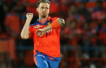 Pace is something you cannot coach, you're born with it: Dale Steyn