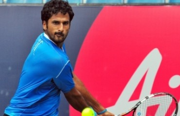 Saketh Myneni enters quarters of ATP Anning Challenger