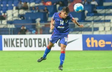 Bengaluru turn the lights out for Lao Toyota with a 2-1 win to qualify for AFC Cup knockouts
