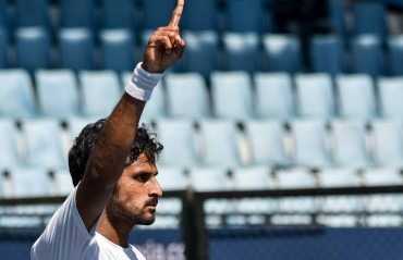 Myneni books his place in the semis of ATP Anning Challenger