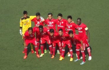 Upset: relegated Aizawl FC beat champions Bengaluru 2-1 in inaugural Federation Cup match