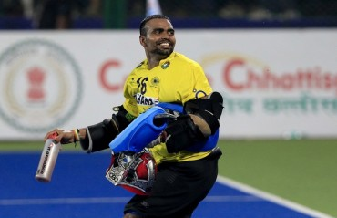 Beating Ireland will be a top priority: Indian hockey keeper Sreejesh