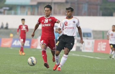 Despite 1 goal advantage, Lajong face tough battle to knock East Bengal out of Federation Cup