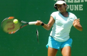 Indians Yadlapalli, Jain in last eight at the ITF Asian Junior Tennis Championships