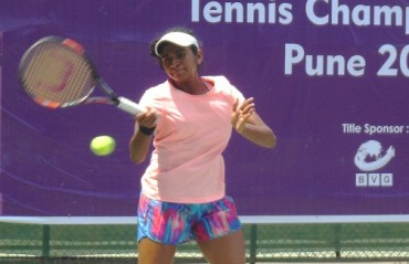 Pranjala topples top seed Naito at the ITF Asian Junior Tennis Championships