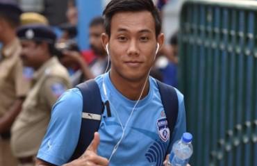 Mumbai City to loan out Udanta Singh from Bengaluru FC