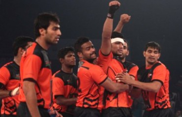 U Mumba beat Bengal Warriors to return to top of the table