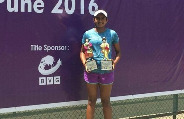 #TFGInterview: My first priority will be tennis and it feels great when parents support your decision: Pranjala Yadlapalli