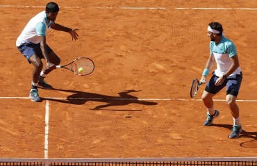 Bopanna/Mergea fail to defend their Madrid Masters title