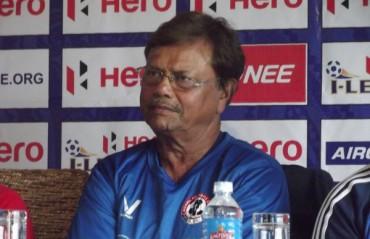Won't be easy to beat Sporting Clube de Goa, says Aizawl FC coach Jahar Das