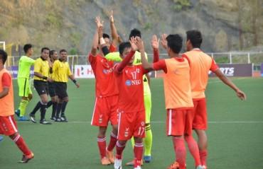 Aizawl FC, Sporting Clube de Goa enter nervous battle at Fed Cup semi-finals