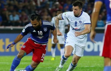 Bengaluru FC go down to second string Johor Darul Ta'zim away from home