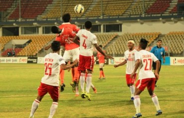 Aizawl set up a tryst with history - overcome Sporting, reach maiden Federation Cup final