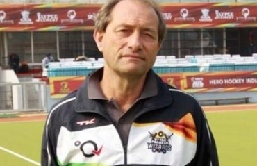 Important to rejuvenate, says Indian hockey team's coach Oltmans