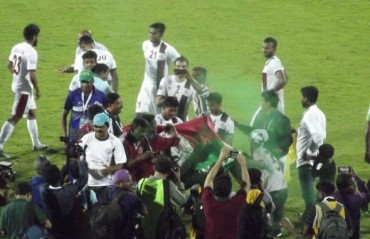 Mohun Bagan claim historic 14th Fed Cup title by bulldozing Aizawl FC 5-0, Jeje scores brace