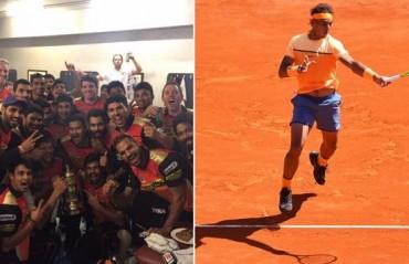 TFG Sports Podcast on Saavn: Happywala ending; Nadal's fan laments