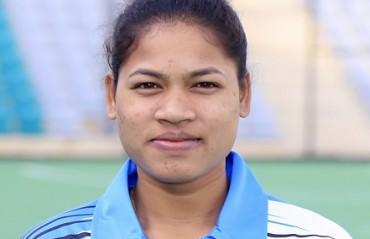 Deep Grace Ekka completes 100 International Caps for India