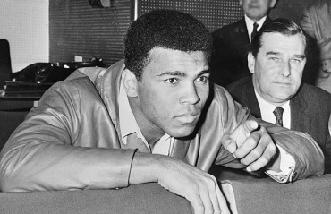 Sportsmanship loses one of its finest embodiments: Muhammad Ali has passed