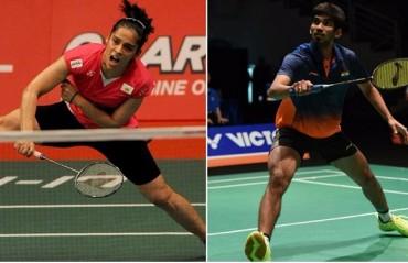 Saina & Srikanth enter quarter-finals of Australia SS