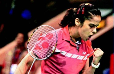 Saina takes inspiration from Virat's aggression, says it is helping her win