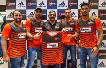 U Mumba launch new look jersey ahead of Pro Kabaddi season 4