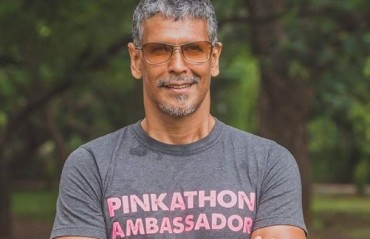 Milind Soman lives by what he preaches about healthy lifestyle, check out his wise sayings