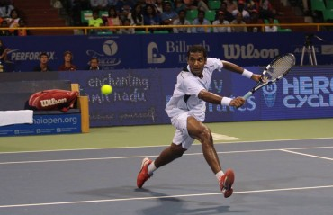 Ramanathan books his place in round two of Wimbledon singles qualifiers