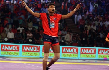 Kashiling Adake scores 24 points, sets new PKL record