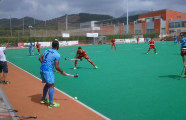 Indian Hockey team fights back beat Spain 2-0 in Europe hockey tour