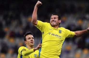 Uruguayan forward Sasha Aneff set for an ISL stint with NorthEast United FC
