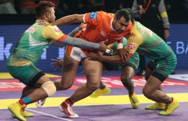 Defending champions Patna Pirates off to a flying start, hand Puneri Paltan their first loss