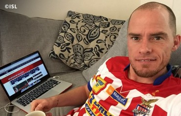 Cochin favourite city in India; can't think anything apart from football: Iain Hume