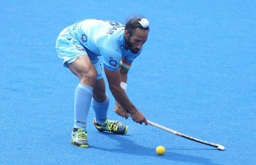 Sardar scores as India come back to beat Ireland at the 6-Nations tournament