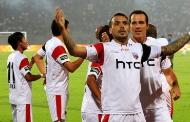 NEUFC retain their top goal scorer Nico Velez; Argentine happy to be back