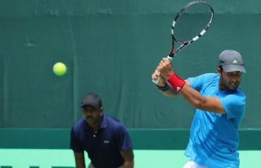 Injured Bhambri to miss Davis Cup; Ramkumar likely to debut