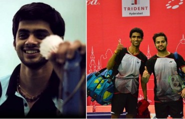 Sai Praneeth & Attri/Reddy storm into the finals of Canada GP