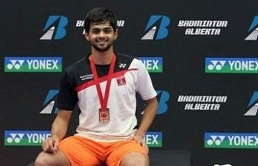Sai Praneeth wins his maiden Grand Prix title in Canada