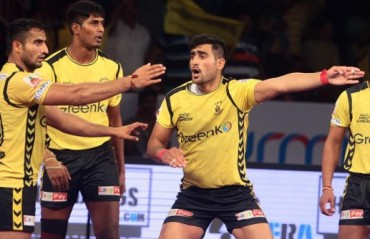 Rahul runs the show for Titans as they butcher Warriors to grab maiden win