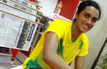 Birthday girl Sindhu anxious & ready to play her first Olympics