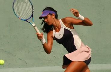 Karman Kaur loses to Bolkvadze in R2 of girls singles at Wimbledon