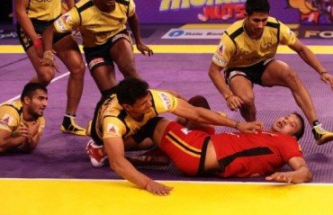 Heartbreak for Titans as their late comeback falls short and Bengaluru Bulls secure a win