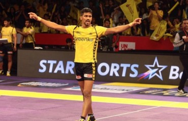 The Titans stand tall at home, beat U Mumba with all-round supremacy