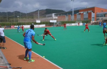 India outplay Spain 4-2, clinch series; end European tour on high note
