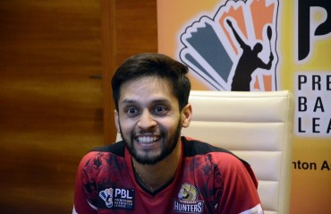Saina the 'best bet' to win medal at Rio; Sindhu & Srikanth are the dark horses: Parupalli Kashyap