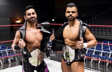 #TFGInterview: Bollywood Boyz speaks about WWE CWC, breaking stereotypes and more