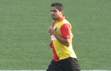 East Bengal defender Gurwinder Singh still struggling with old ISL injury