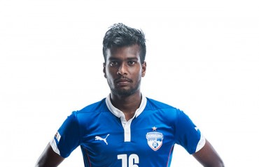 Shankar Sampingiraj sent to Italy by BFC for pre-season training