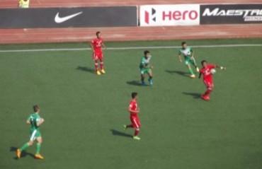 Aizawl FC begin their season with 1-2 defeat to Chanmari FC in Aizawl Derby