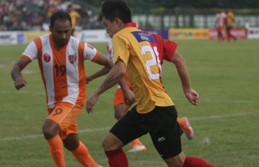East Bengal run rampage, ravage Railways in 6-0 rout