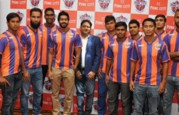 FC Pune City rope in Bruno Arias and Andre Bikey